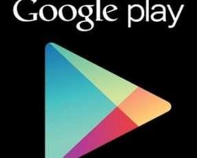 Google Play Gift Card Digital Code USA