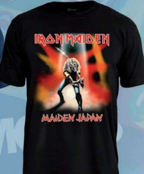 Remeras de Rock y Metal de Iron Maiden - 7