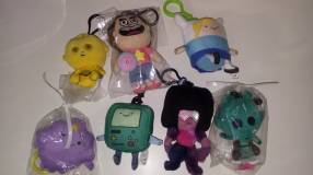 Peluches y clip peluches