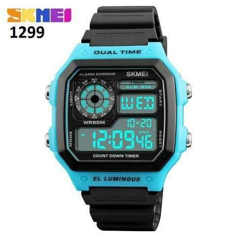 Reloj Skmei digital sumergible SKM1299 - 0