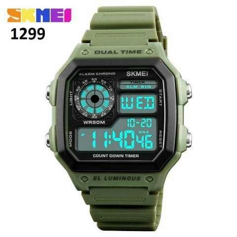Reloj Skmei digital sumergible SKM1299 - 2