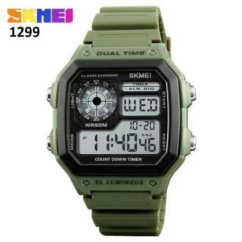 Reloj Skmei digital sumergible SKM1299 - 3