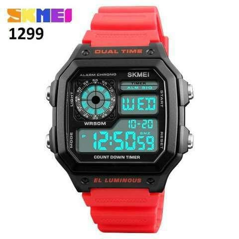 Reloj Skmei digital sumergible SKM1299 - 6