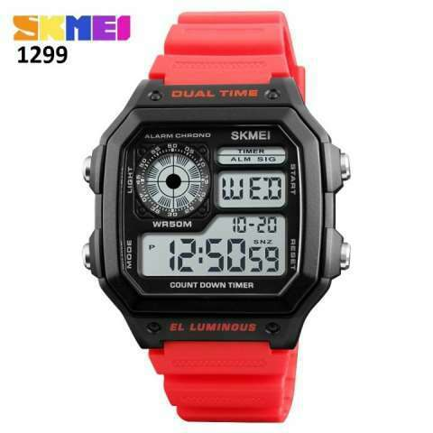 Reloj Skmei digital sumergible SKM1299 - 7