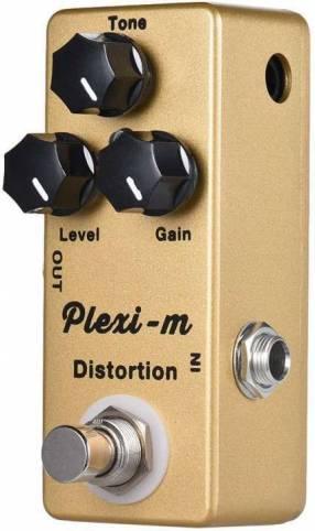Pedal de Distorsión para Guitarra Electrica Mosky Plexi-M