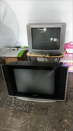 Tv grande de 29 falta mantenimiento