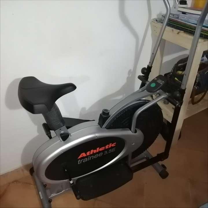 Bicicleta Elíptica Athletic - 0