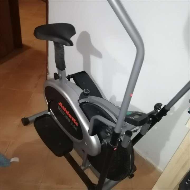 Bicicleta Elíptica Athletic - 1