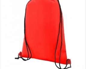 Mochila Impermeable - Rojo