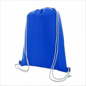 Mochila impermeable azul