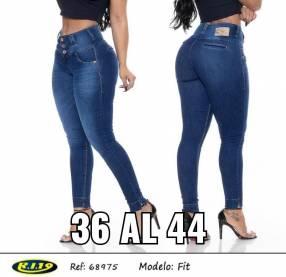 Jeans femenino marca ri19 y legiao