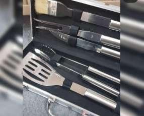 Maletín kit parrillero
