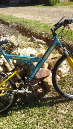 Bicicleta Bianchi aro 17