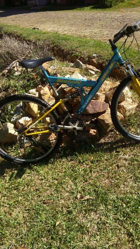Bicicleta Bianchi aro 17 - 2