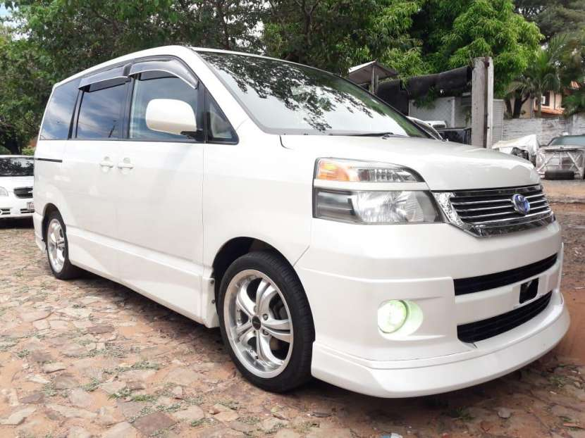 Toyota voxy 2002 motor 2.0 cc naftero - 0