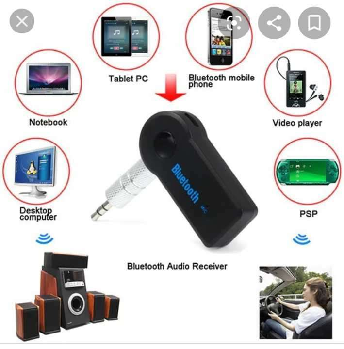 Auxiliar Bluetooth 5.0 - 1