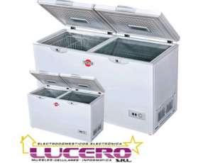 Congelador horizontal - tokyo 512 lts. - 2 tapas - con rueda