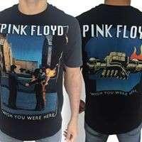 Remeras negras de Pink Floyd - 2