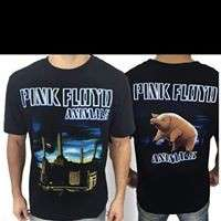 Remeras negras de Pink Floyd - 4