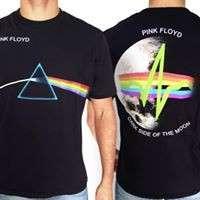 Remeras negras de Pink Floyd - 5