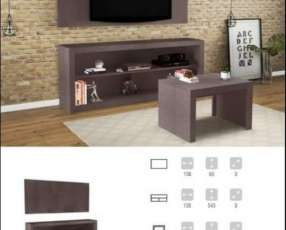 Mueble Bahía de 3 piezas