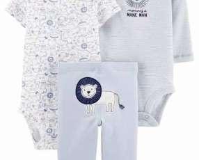 Conjuntito Carter´s para bebes talle 3 meses