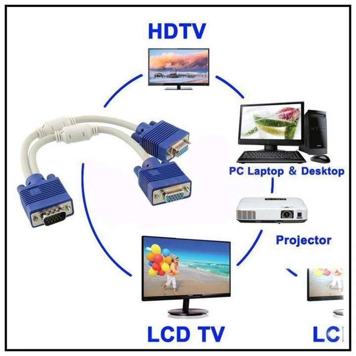 Cable duplicador VGA - 1