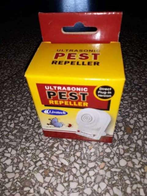 Repelente para Cucarachas y ratón! - 1
