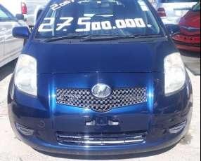 Toyota nw vitz 2008 automatica