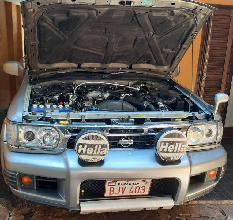 Nissan Terrano PR50 1997 - 1