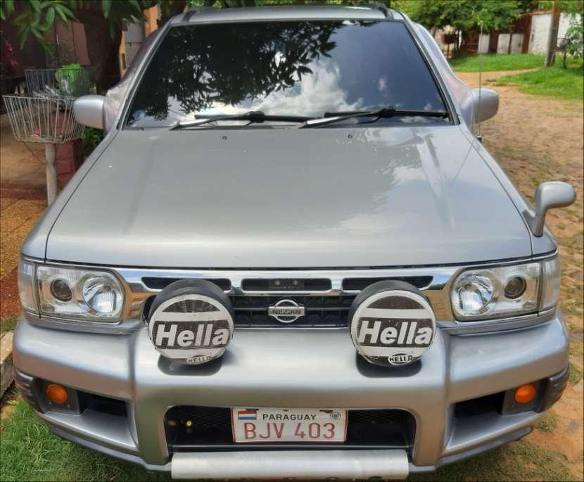 Nissan Terrano PR50 1997 - 3