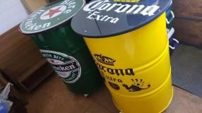 Bidones de 200 litros