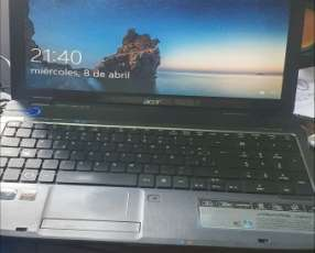 Notebook Acer Aspire Dual Core