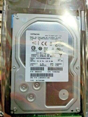 Disco duro 3TB (SAS) - 0