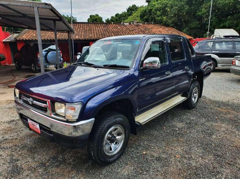 Toyota hilux 1998 - 0