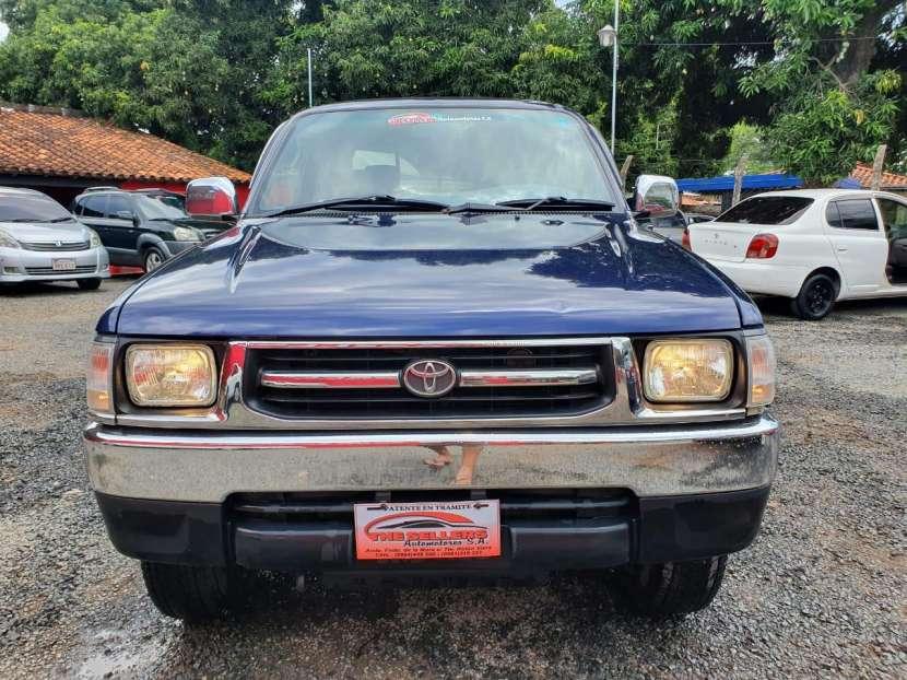 Toyota hilux 1998 - 1