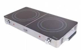 Cocina vitrocerámica Jam 2 quemadores Donna 3000 VC
