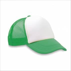 Quepis Verde p/ Sublimar