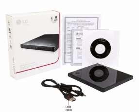 DVD-RW externo LG negro