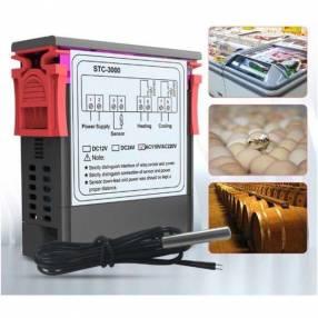 Controlador termostato de temperatura con sonda incluida Pro Instruments
