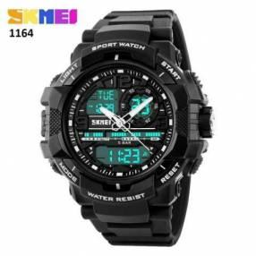 Reloj Skmei anadigi sumergible SKM1164