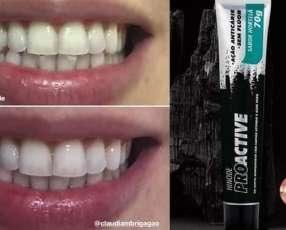 Proactive:Blanqueador de dientes