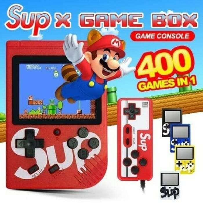 Game Box 400 Juegos en 1 ✓ - 1