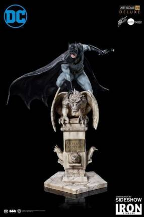 Iron Studios Batman Deluxe Art Escala 1/10 estatua