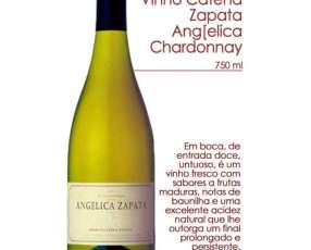 Vino Angélica Zapata Alta Chardonnay x 750 ml