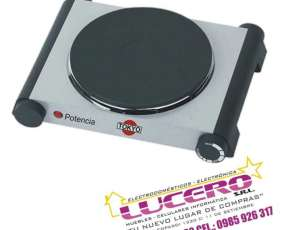 Cocina electrica - tokyo - 1placa- mod tok19 - 1500w
