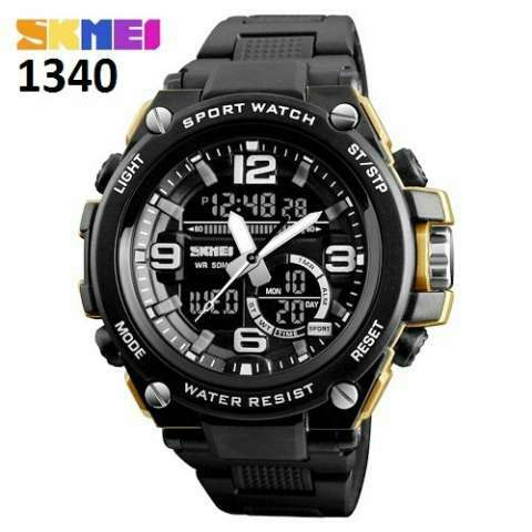 Reloj Skmei Anadigi sumergible SKM1340 - 1
