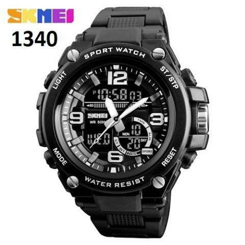 Reloj Skmei Anadigi sumergible SKM1340 - 3
