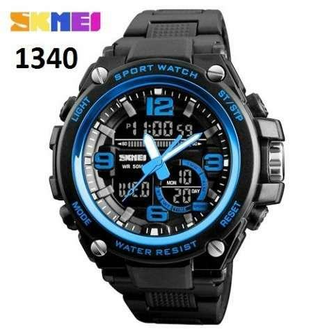 Reloj Skmei Anadigi sumergible SKM1340 - 5