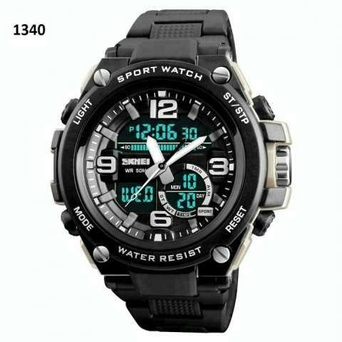 Reloj Skmei Anadigi sumergible SKM1340 - 6